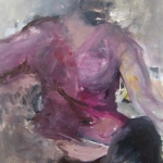 Kopflos | Acryl auf Leinwand | 2009 | 140  x 100 cm