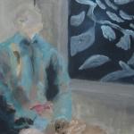 Nachttraeume | Acryl auf Leinwand | 2009 | 50  x 60 cm