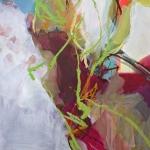 UN-ORDNUNG 006 | Mischtechnik auf Papier | 2012 | 76 x 56 cm