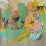 UN-ORDNUNG 024 | Mischtechnik auf Papier | 2016 | 76 x 56 cm