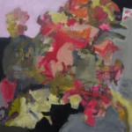 Kaleidoskop des Seins    Acryl auf Leinwand   2017   80 x 80 cm
