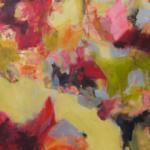 Traumzeit   Acryl auf Leinwand   2017   100 x 120 cm